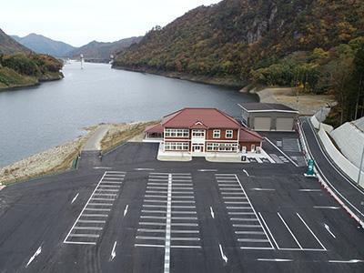 八ッ場 湖の駅 丸岩